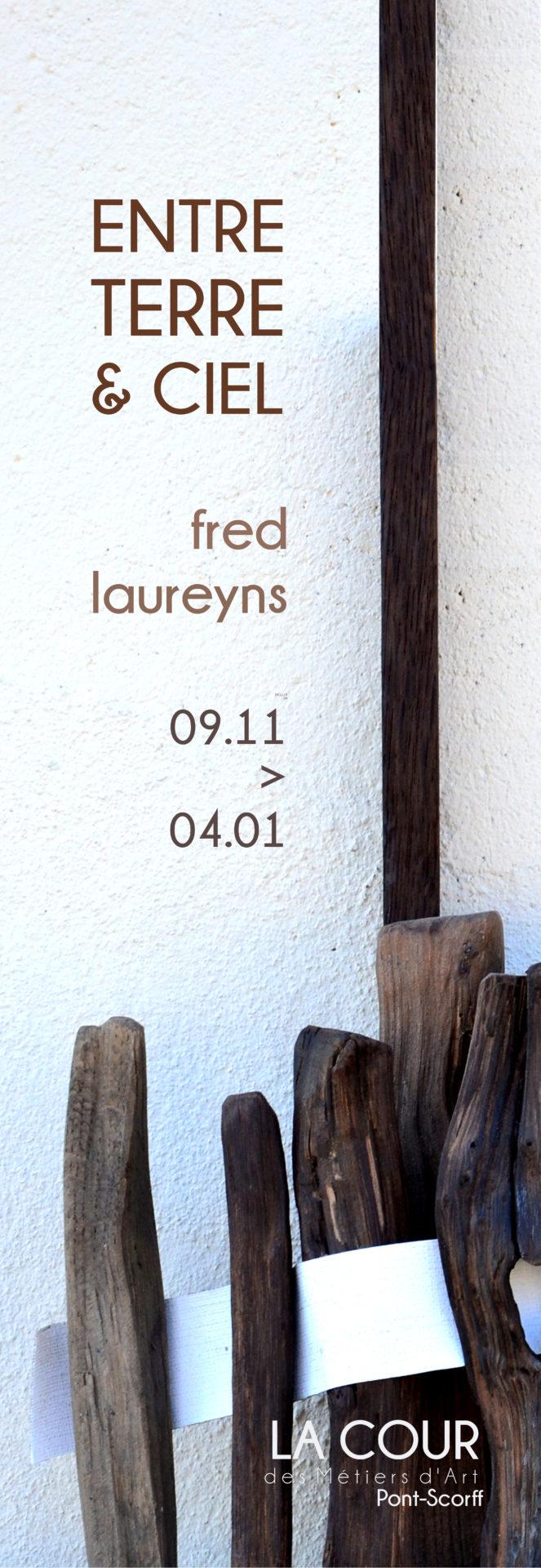 Exposition à la Cour des Métiers d'Art de Pont-Scorff du 9/11/19 au 4/01/20